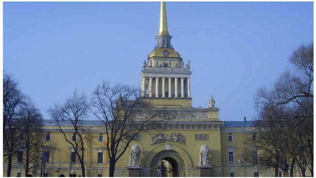В Петербург переехал Главный штаб ВМФ России