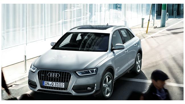 Прокуратура Германии заинтересовалась президентом ФРГ и его Audi Q3
