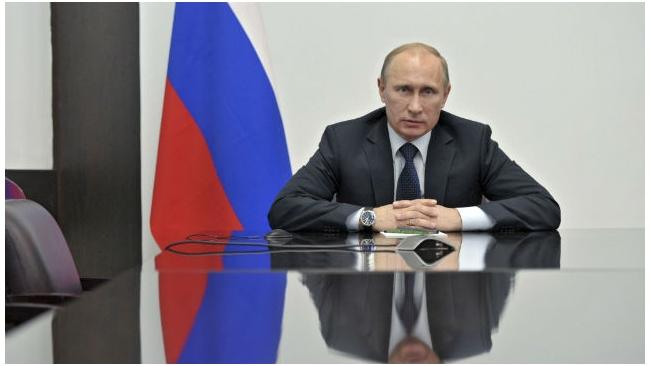Читатели журнала Time признали Путина самым влиятельным человеком в мире
