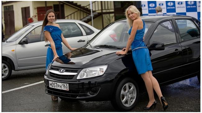 """""""АвтоВАЗ"""" нашел дефект в Lada Granta и отзывает ее"""