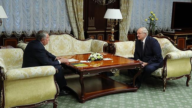 Александр Лукашенко рассчитывает договориться с Роснефтью о продолжении сотрудничества