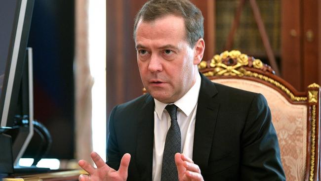 Дмитрий Медведев оценил стоимость реализации национальной программы в 8 трлн рублей