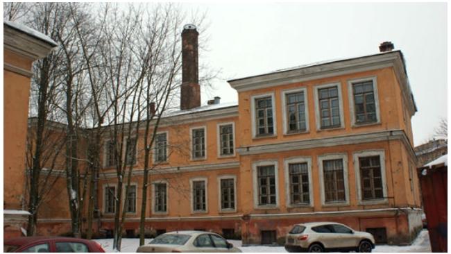 КГИОП повторно проверит здания ВМА на Боткинской на предмет незаконных работ