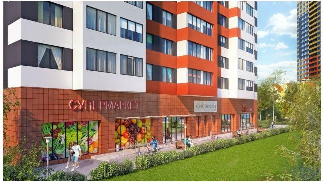 """Setl City начала строительство ЖК """"Алые паруса"""" в Невском районе"""