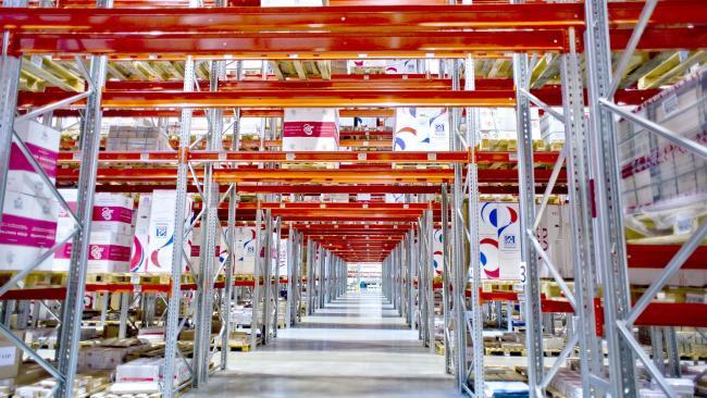 В Парголово введен производственно-складской комплекс