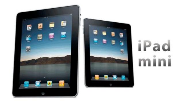 СМИ: iPad mini представят 23 октября