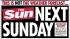 Руперт Мердок запустил газету Sun on Sunday вместо закрытой со скандалом News of the World