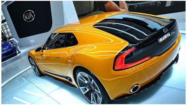 Kia покажет пять моделей на автосалоне в Москве