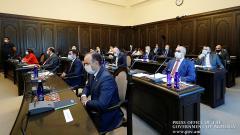 В Армении из-за коронавируса введен карантин до 11 января