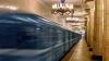 Сломавшийся поезд задержал движение по синей ветке метро
