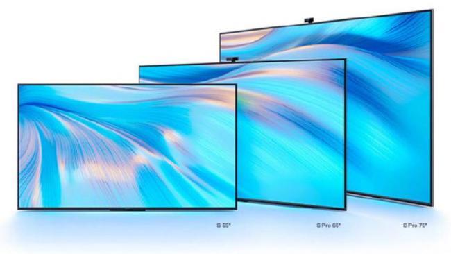 Huawei представила телевизоры Smart Screen S на базе HarmonyOS