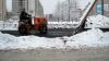 Дорожники на улице Гарькавого положили асфальт прямо ...