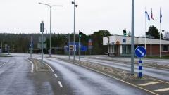 Российских водителей, превысивших скорость в Финляндии, штрафуют на таможне
