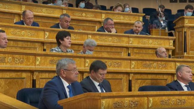 Глава комитета финансов Ленобласти: угрозы неисполнения бюджета Выборгского района нет