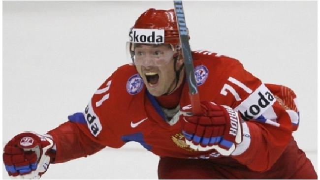 Илья Ковальчук перешел в петербургский СКА