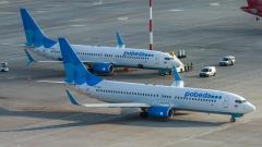 Авиакомпании РФ из-за ковида в январе-августе на 49% сократили перевозку пассажиров