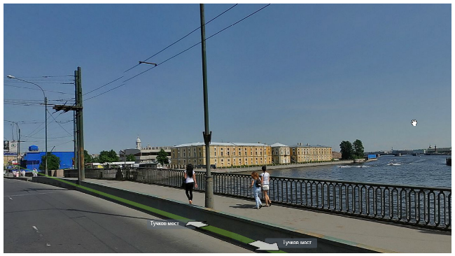 Смольный может сдвинуть сроки ремонта Тучкового моста на год