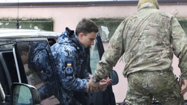 Россия и Украина подготовились к выдаче моряков и заключенных