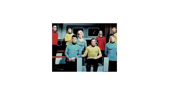 """Новые серии """"Star Trek"""" покажут в 2017"""