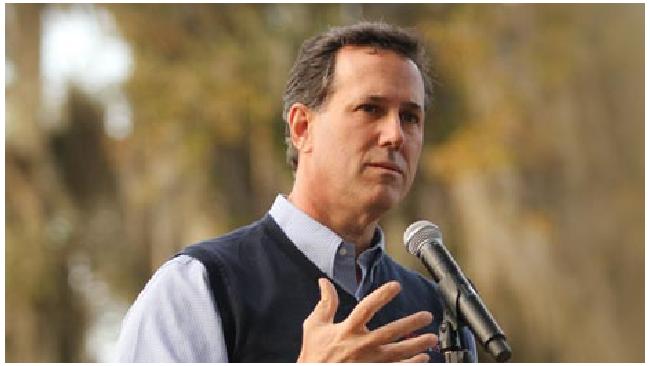 Рик Санторум имеет все шансы победить Митта Ромни