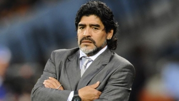 "Марадона хочет возглавить ""Реал"""