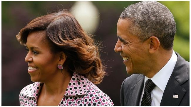 Супруги Обама оценили свое состояние в $7,15 млн