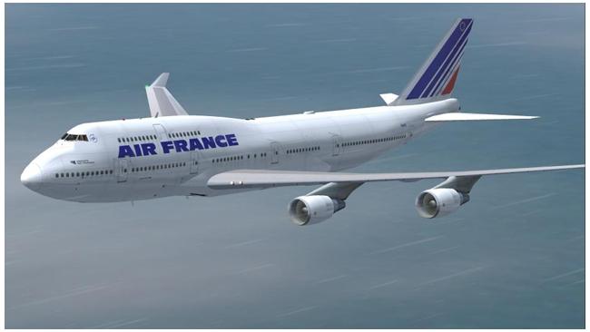 Забастовка пилотов стоила Air France 8 млн евро в день