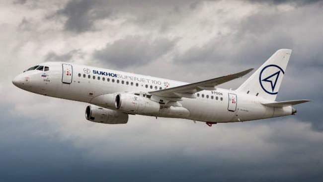 """Авиакомпания """"Россия"""" решила пополнить парк двумя SSJ-100"""
