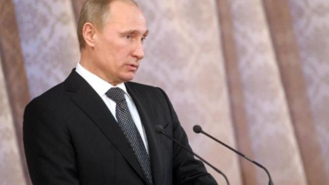 Рейтинг Владимира Путина вырос до 66%