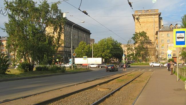Дорожники проведут ремонт трамвайных путей на Корабельной