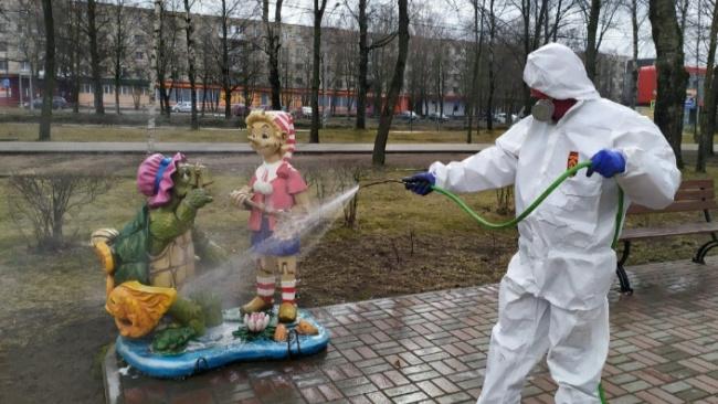 В Ленинградской области за сутки зафиксировано 32 случая заражения коронавирусом