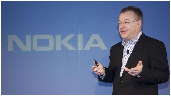 Nokia впервые уступила лидерство на рынке мобильников