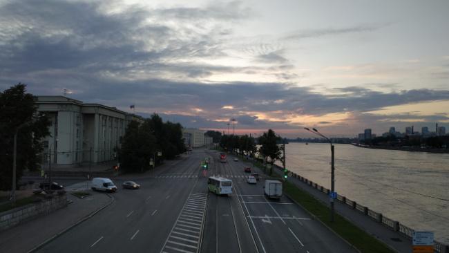 Самоизоляция привела к снижению числа ДТП на автотрассах Петербурга