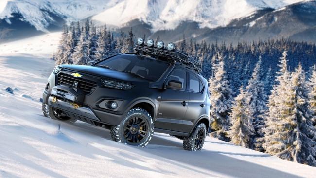 GM-Avtovaz сдвигает сроки выпуска обновленного Chevrolet Niva