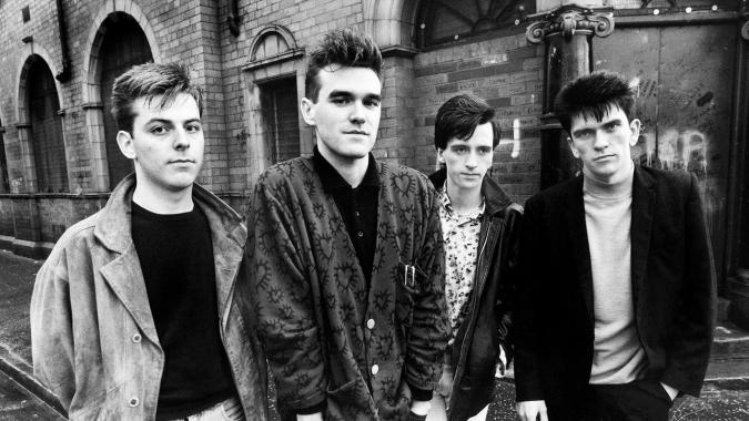 The Smiths попадут в Зал Славы Рок-н-ролла