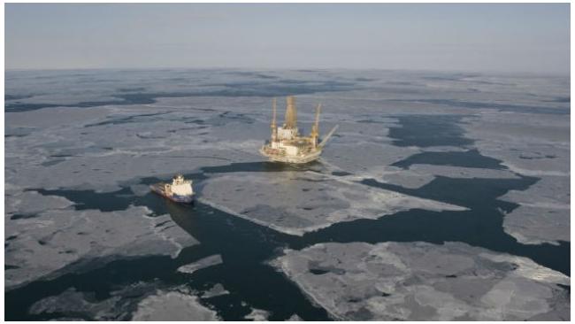 """Exxon и """"Роснефть"""" прекратили бурение на арктическом шельфе"""