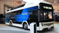 В этом году в Петербурге могут стартовать испытания автобуса на водороде