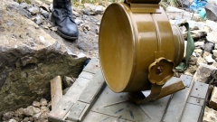 На Путина готовилось покушение с помощью противобортной мины