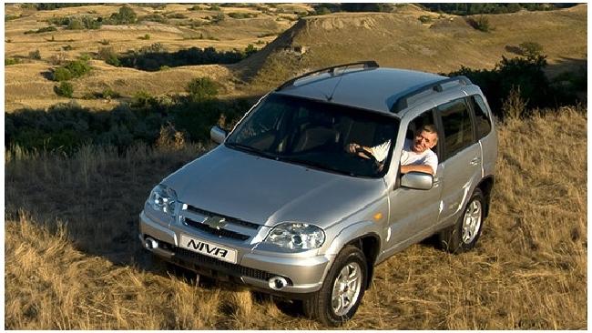 Chevrolet Niva стала самым продаваемым внедорожником в России