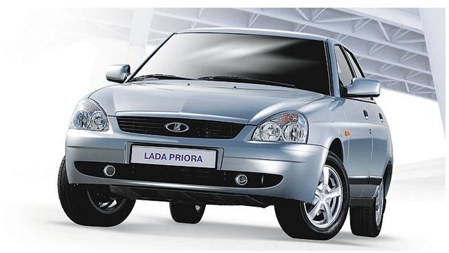 Lada осталась в октябре в лидерах продаж