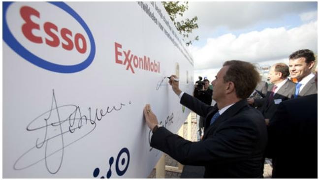 Exxon подала в арбитраж Стокгольма иск против России