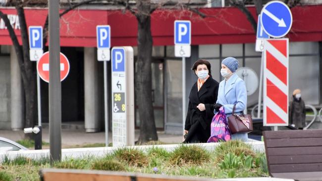 За сутки коронавирусом в России заболело 8536 человек