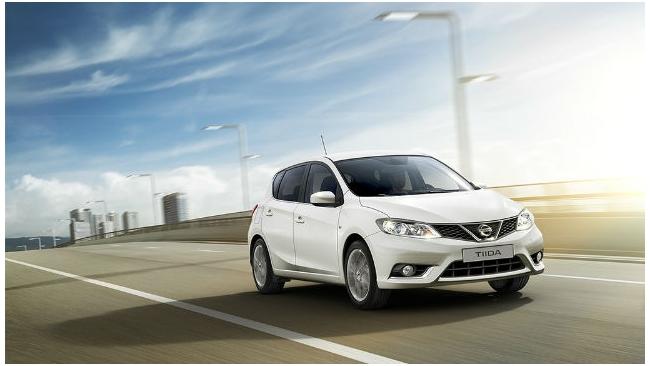 В России стартовали продажи нового хэтчбека Nissan Tiilda
