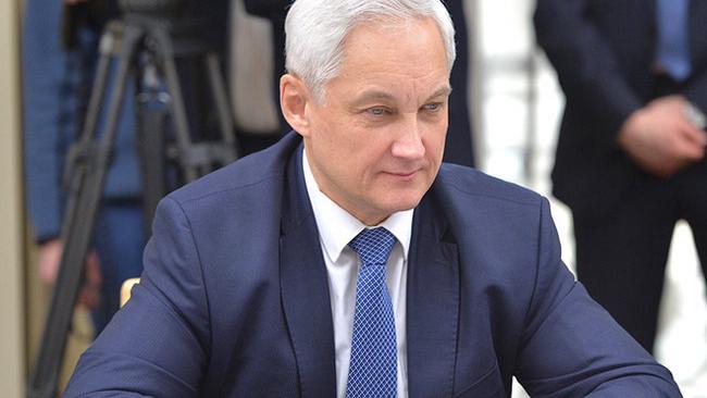 Белоусов рассказал о причинах сдерживания ключевой ставки ЦБ