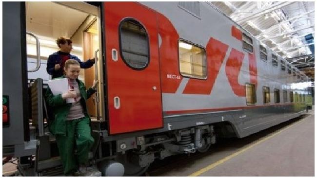 В Петербурге появятся двухэтажные поезда