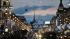 Петербург украсили к Новому году за 182 млн рублей