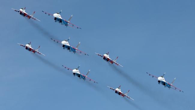 На вооружение ВВС РФ выделено 4,5 трлн руб