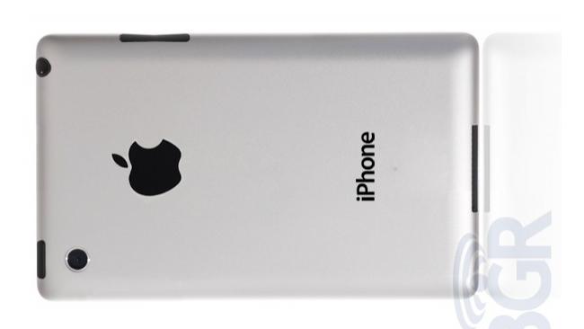 iPhone 5 будет алюминиево-резиновым