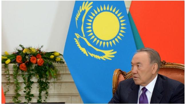 Назарбаев: ЕАЭС проверяется на прочность низкими ценами на нефть