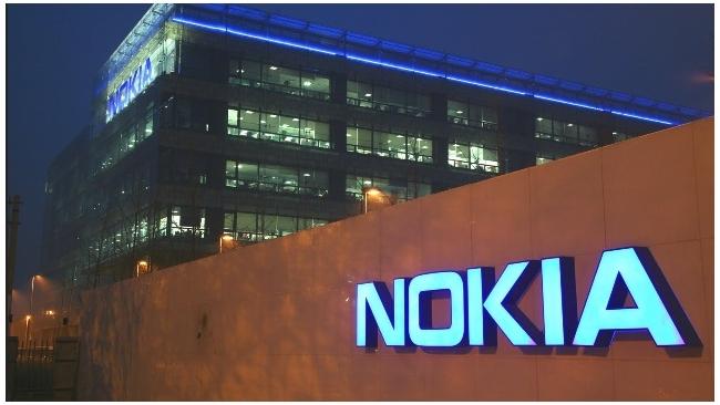 Акции Nokia рекордно подешевели